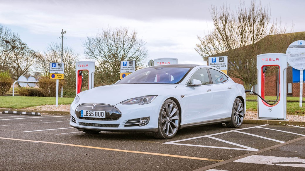 Tesla Supercharging One Of The Most Elegant Intercity Charging Options Yet