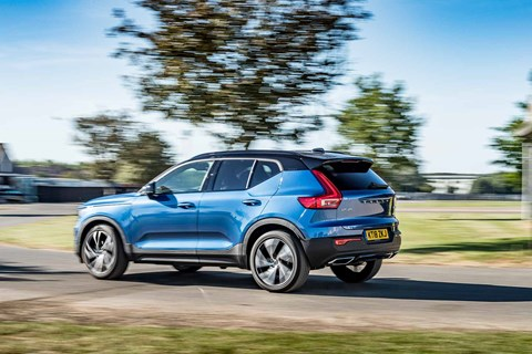 Volvo XC40 crossover: this or an A-Class or Golf?