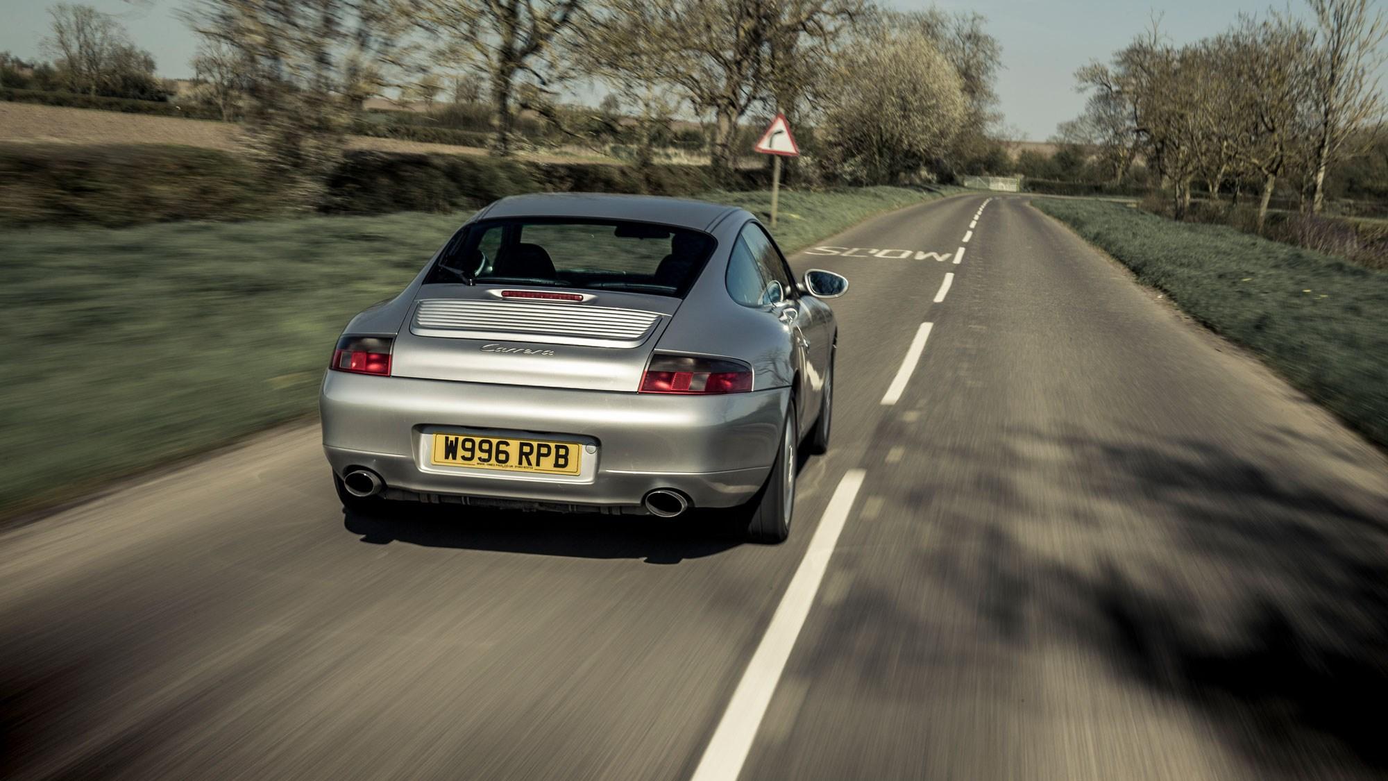 Icon Buyer Porsche 911 996 Buying Guide Car Magazine
