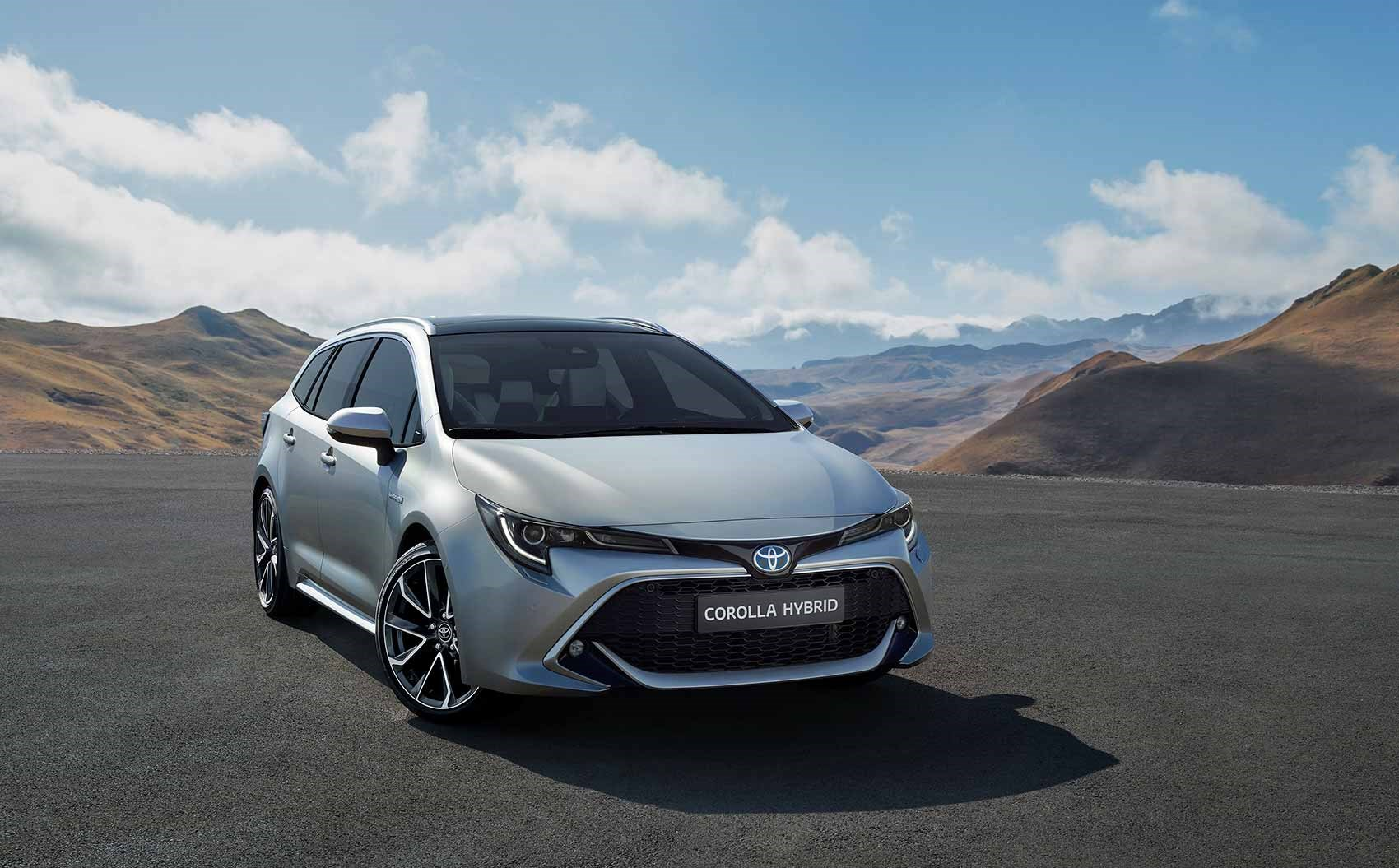 Toyota Corolla Touring Sports Estate Car Car Magazine