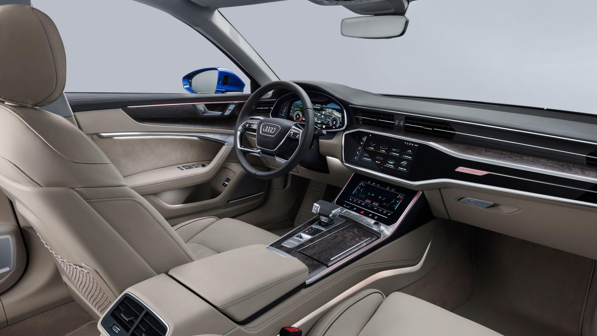 New Audi A6 Avant Review Space Meets Style Car Magazine
