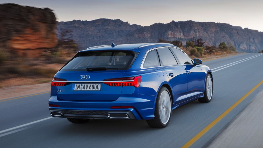New Audi A Avant Review Space Meets Style CAR Magazine - Car audi a6