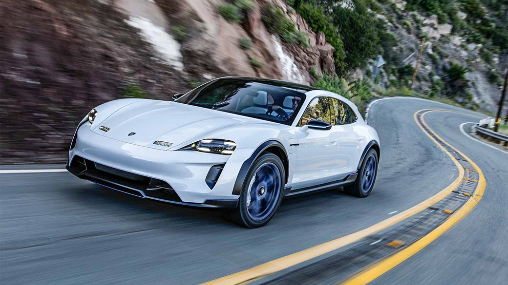 Porsche Mission E Cross Turismo Review We Drive The Electric