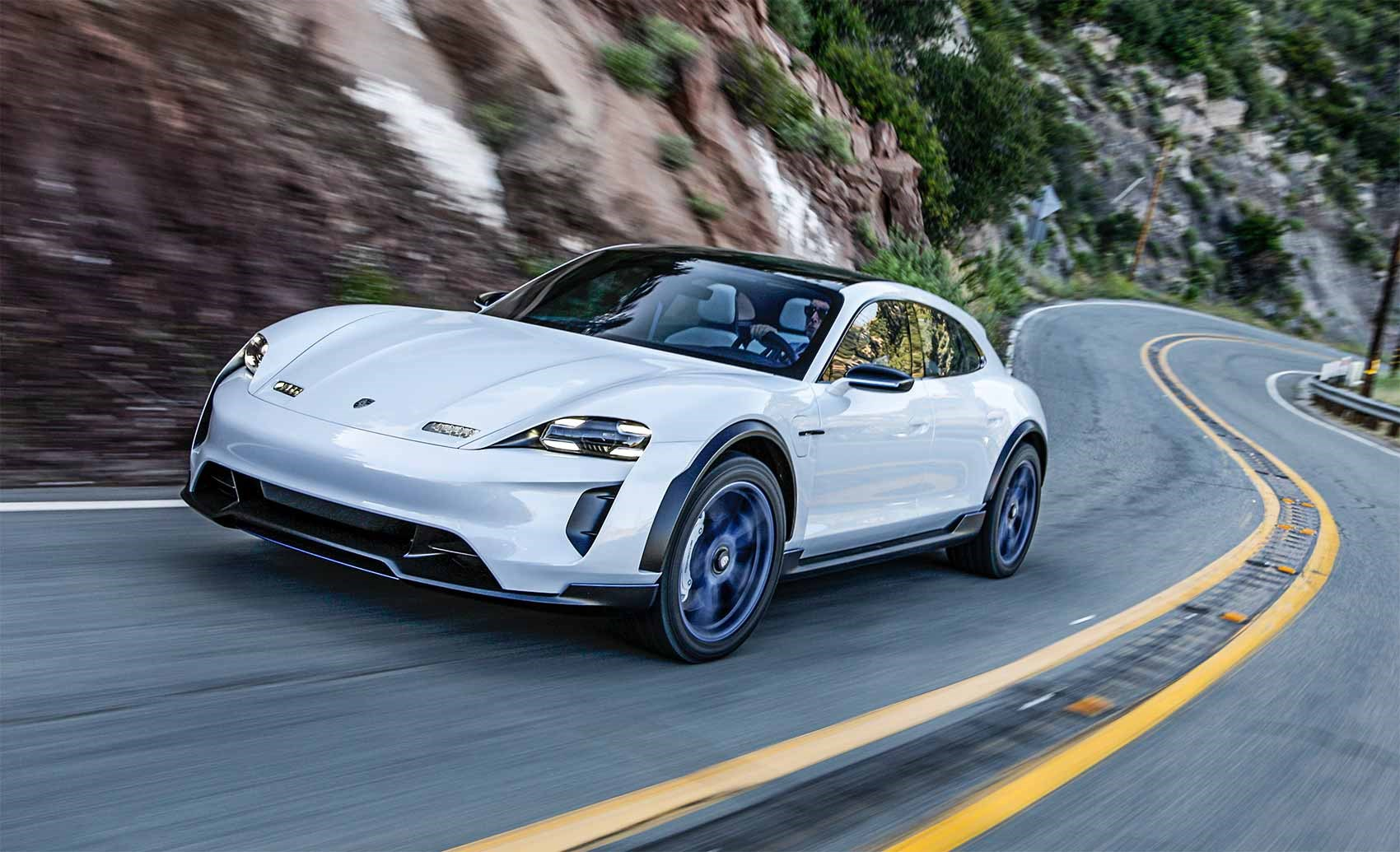 Toyota Lease Deals >> Porsche Mission E Cross Turismo review | CAR Magazine