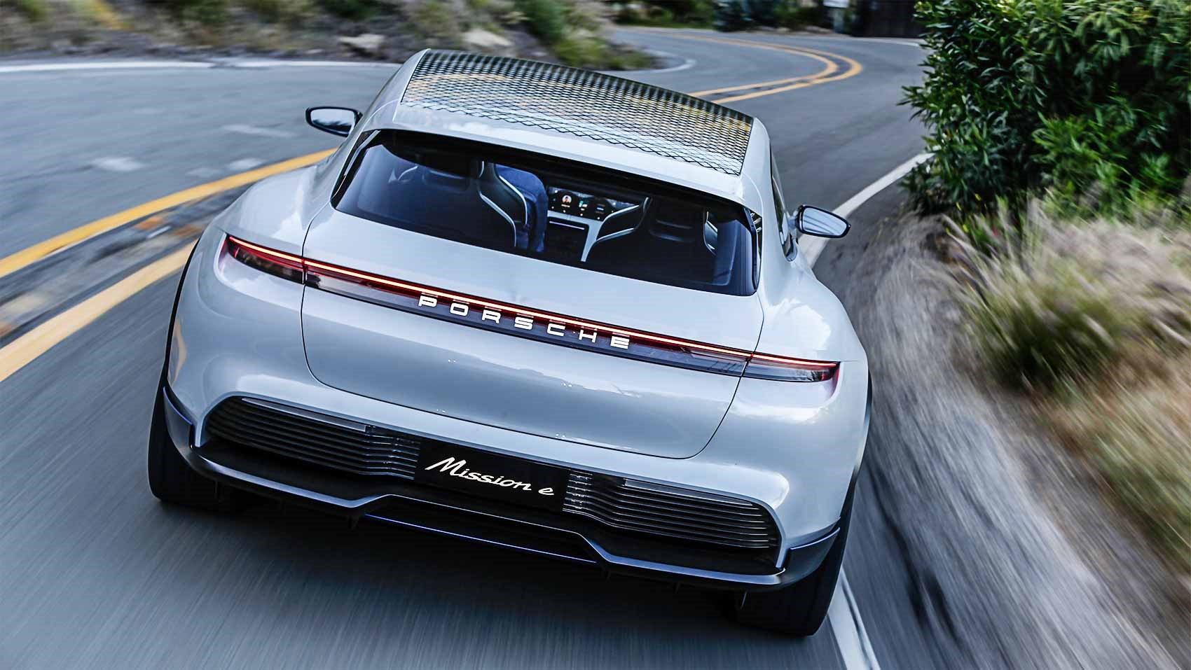 Porsche Mission E Cross Turismo Review Car Magazine