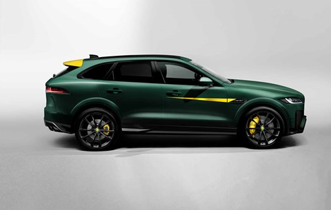 Lister LFP: the world's fastest SUV?