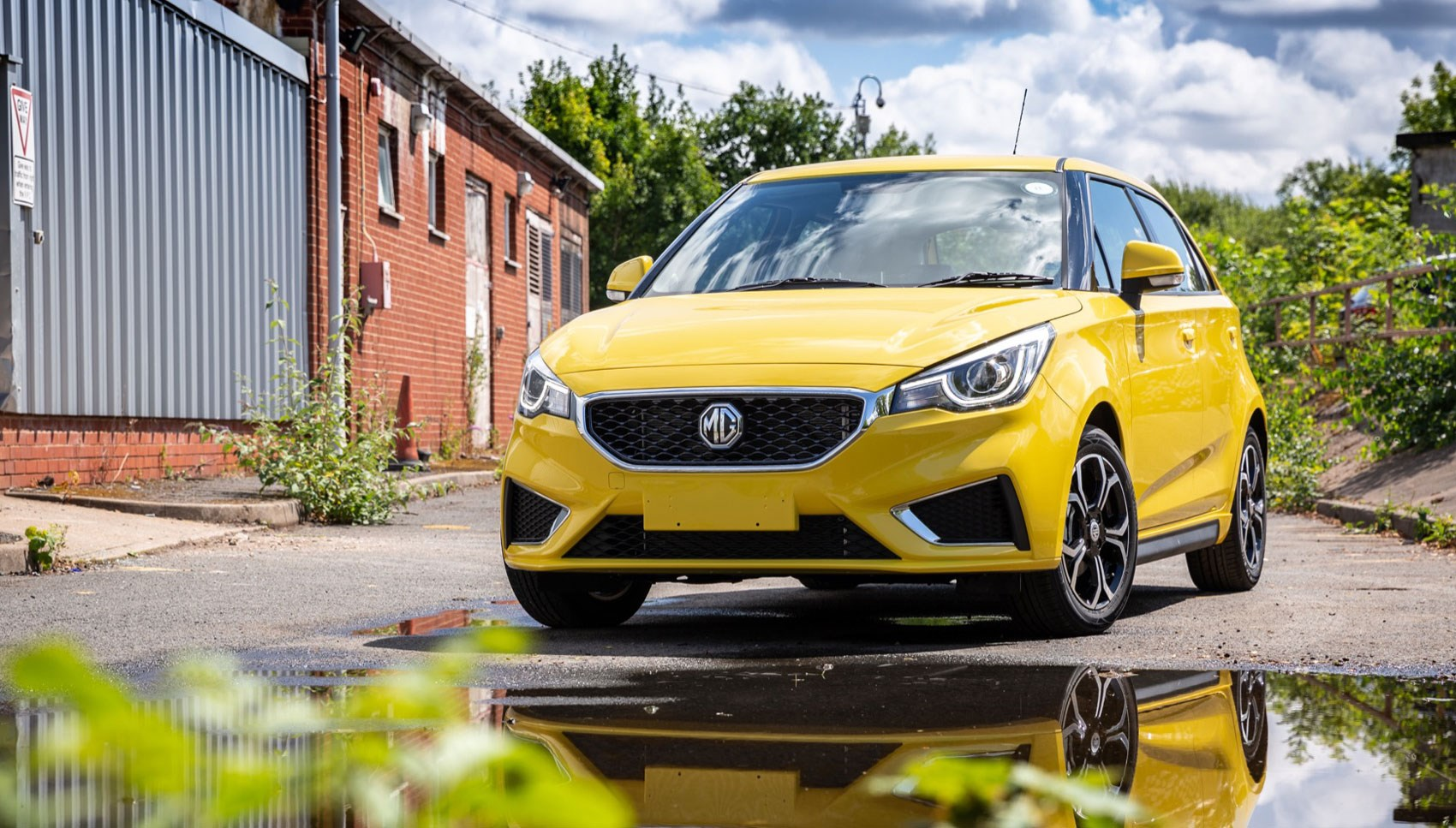 MG3 front