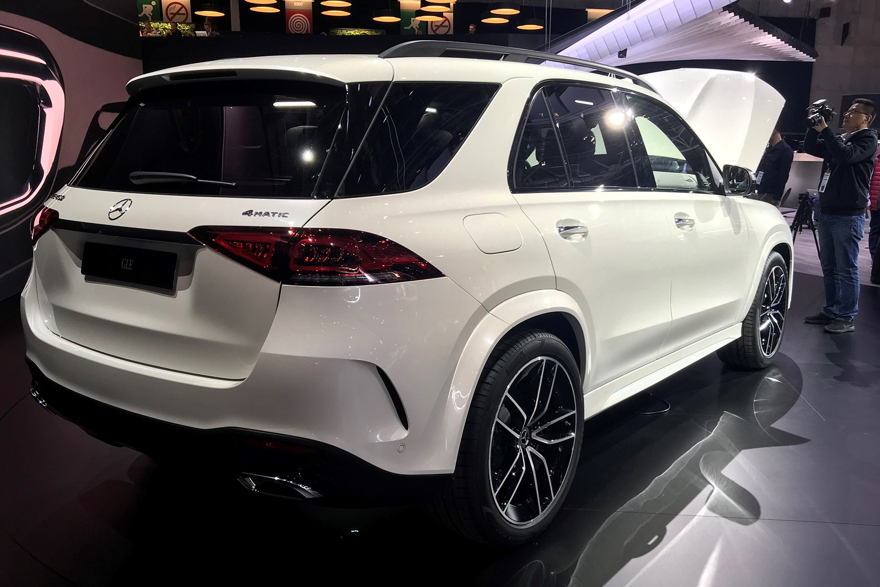 Mercedes Gle Hybrid First Official Pictures Car Magazine