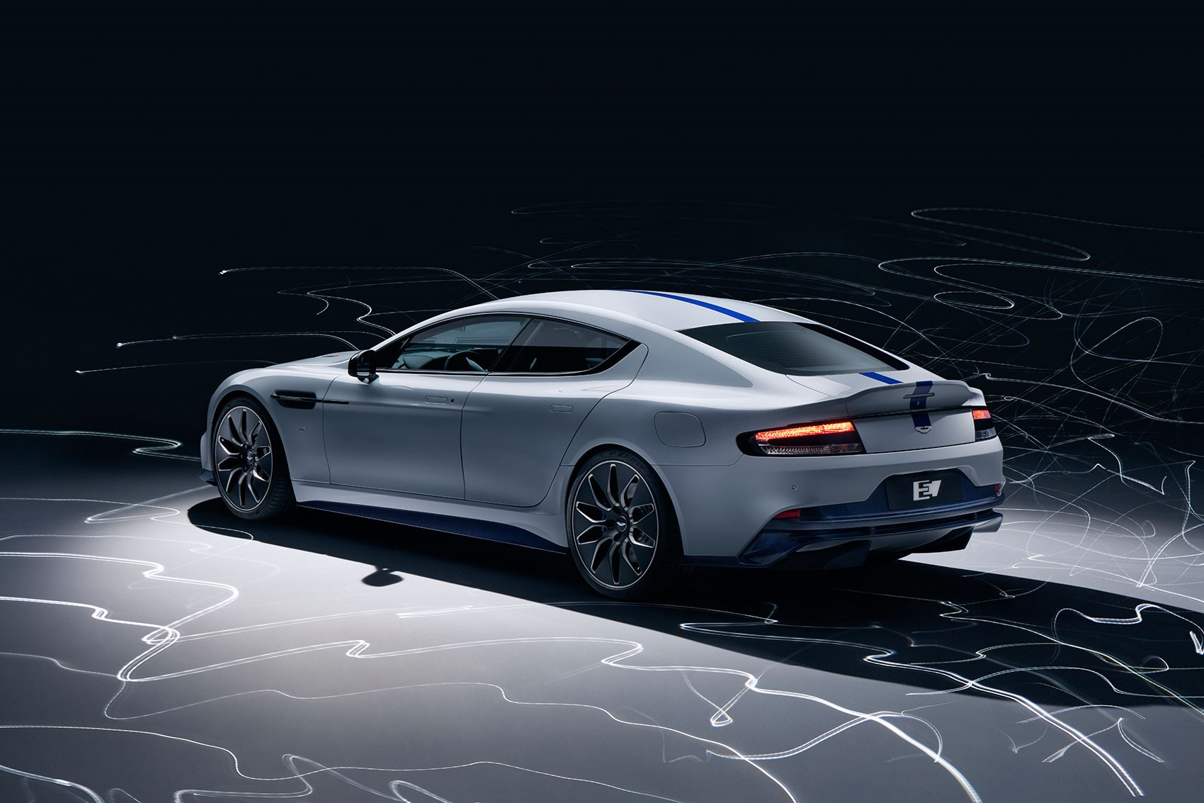 Aston Martin Rapide E Telling The Was Launched In China A Hotbed For Electric Cars