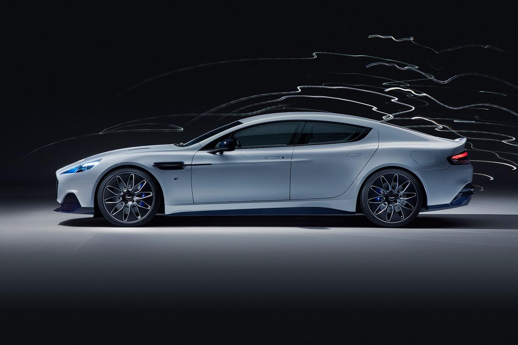 نتيجة بحث الصور عن Aston Martin Rapide E