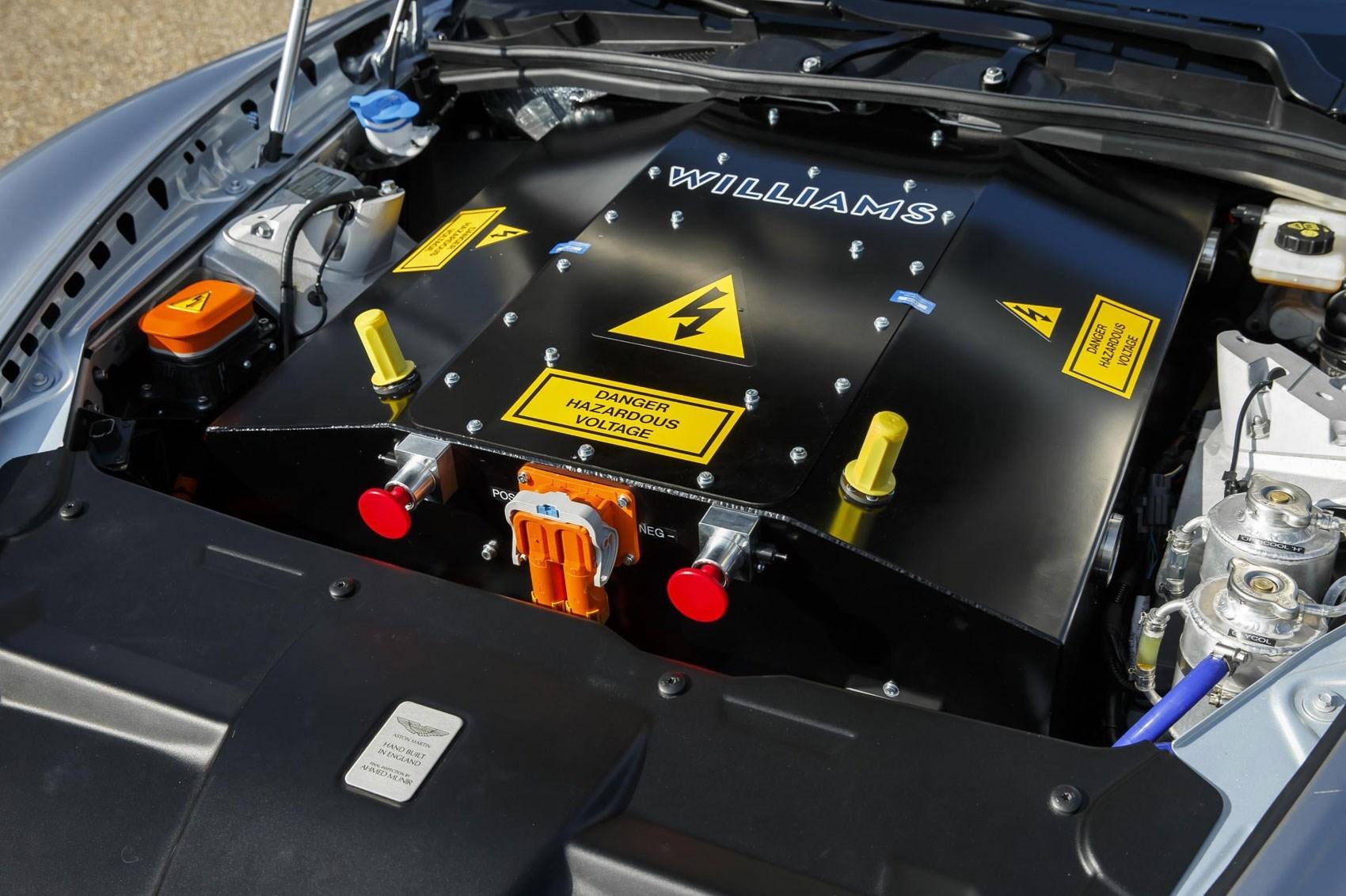Aston Martin Rapide E Aston S 600bhp Ev Breaks Cover Car Magazine