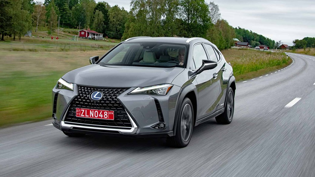 Lexus Ux Review By Car Magazine