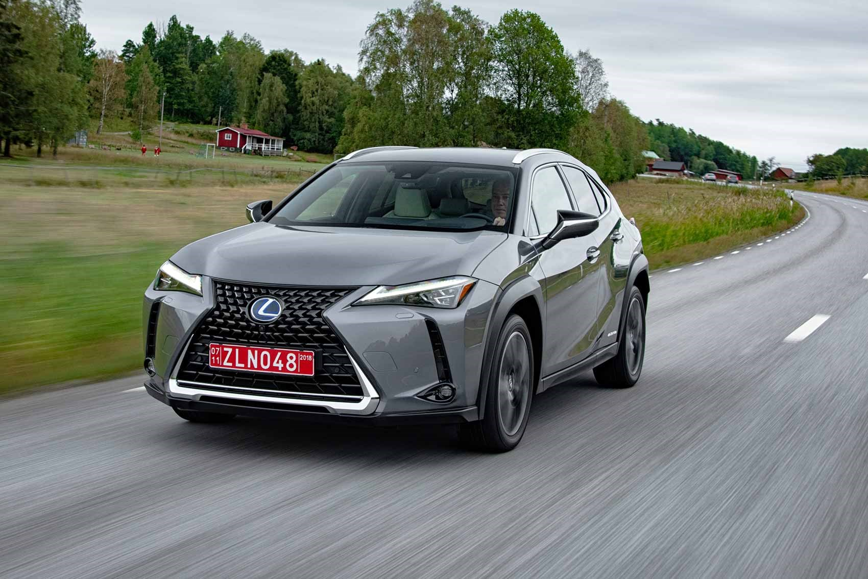 lexus ux 250h luxury 2019 review car magazine. Black Bedroom Furniture Sets. Home Design Ideas
