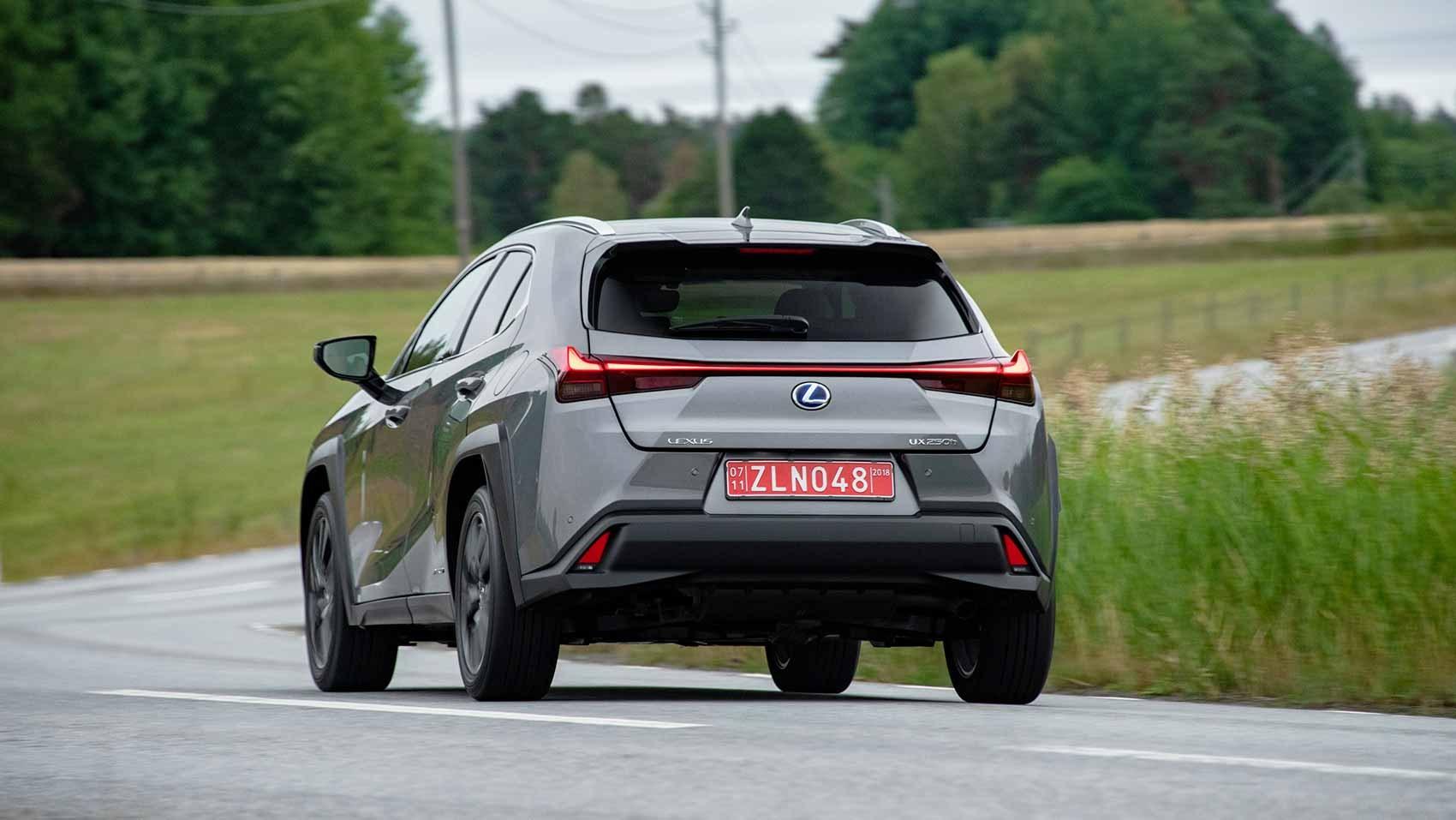 New Lexus Suv >> Lexus Ux 250h Luxury 2019 Review Car Magazine
