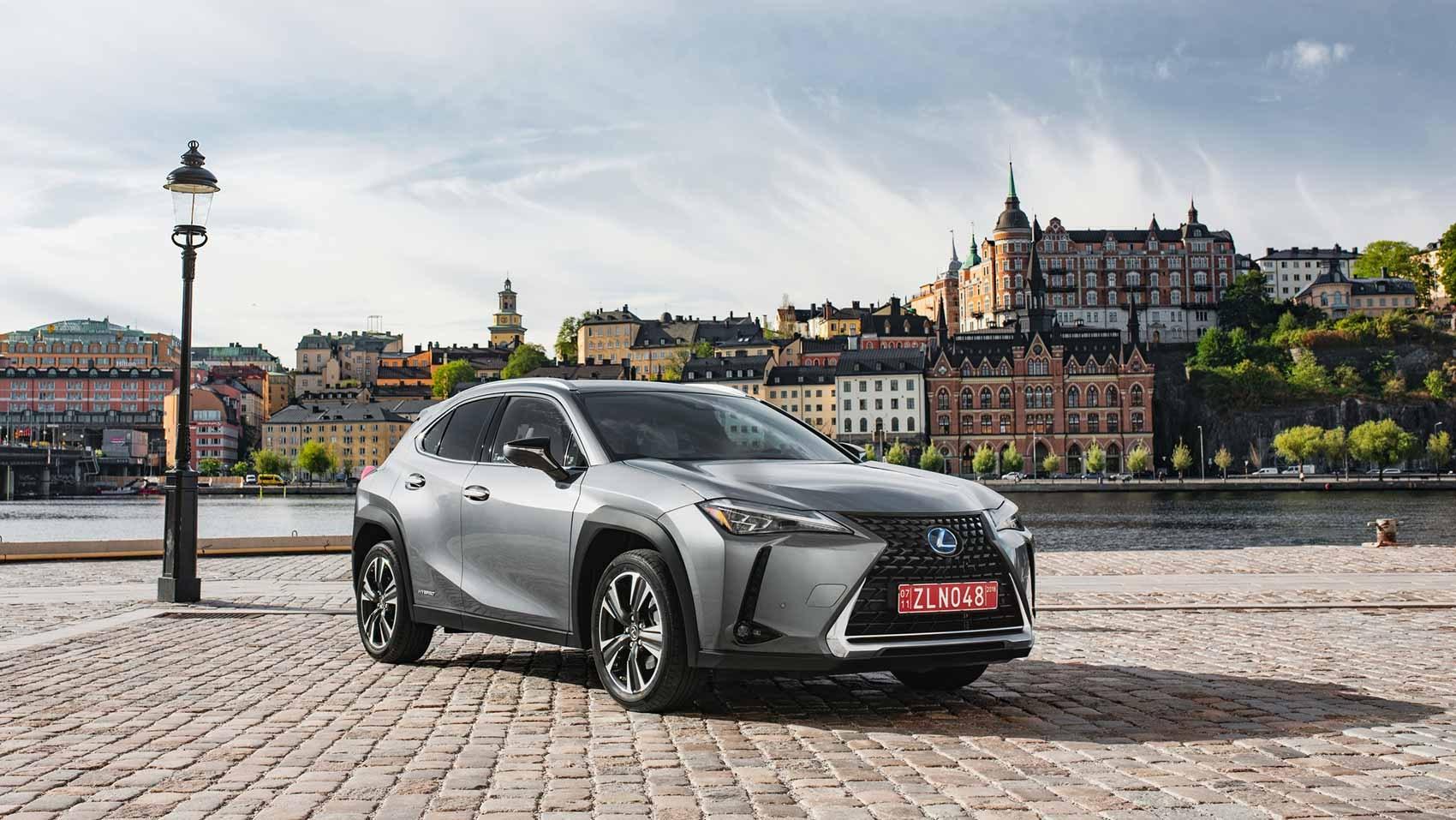 Lexus Ux Prices And Specs