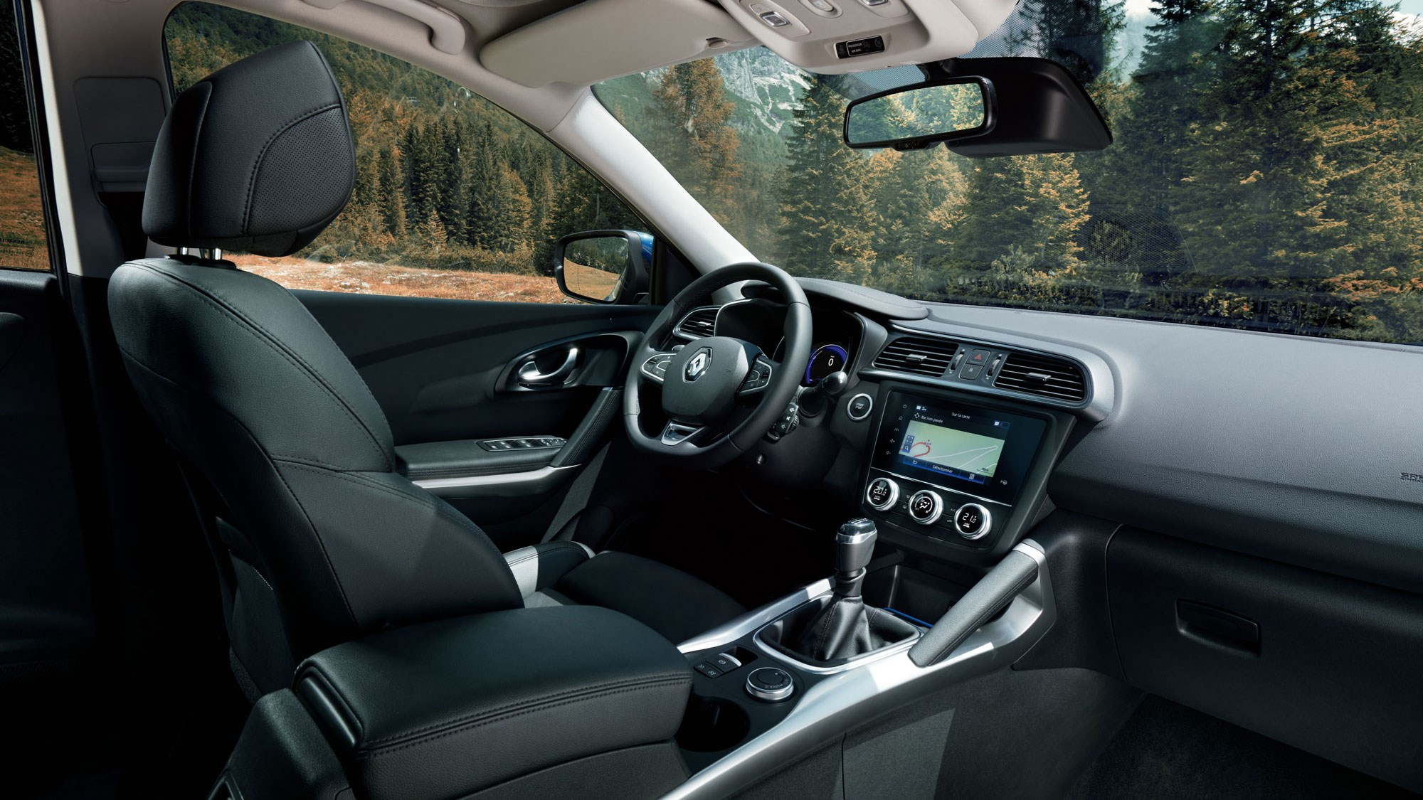 2020 Renault Kadjar Redesign, Interior >> New Renault Kadjar Facelifted Suv Revealed Ahead Of Paris