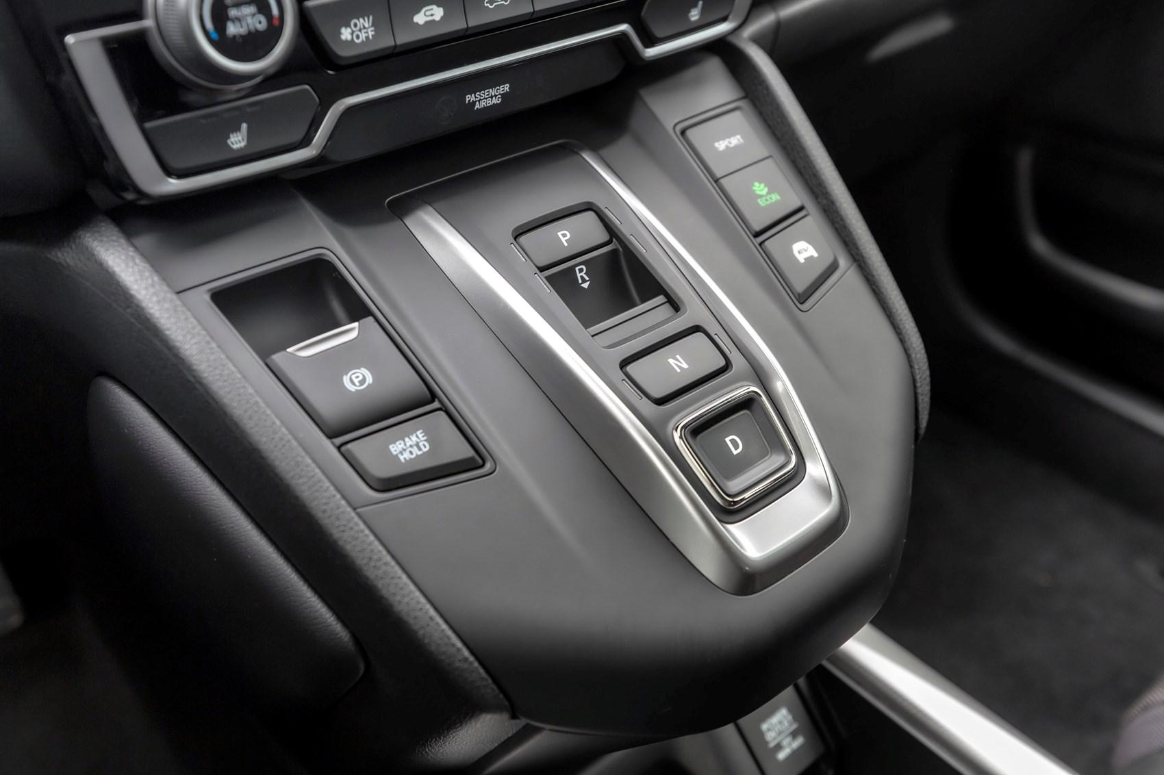 Honda Cr V Hybrid Interior Gear Selector