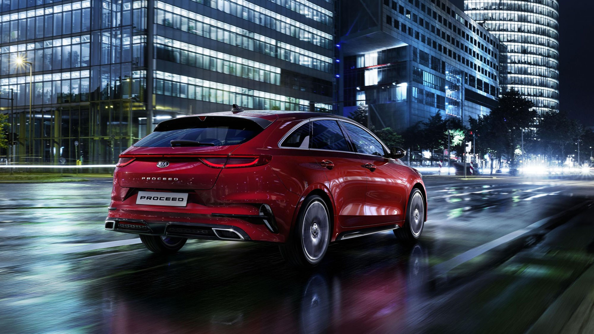 Bmw Of Murray >> Kia ProCeed: UK pricing revealed | CAR Magazine