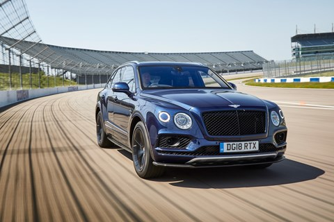 Bentley Bentayga V8 long-term test review