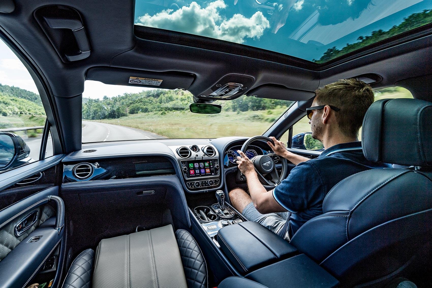 Bentley Bentayga V8 2020 Long Term Test Review Car Magazine