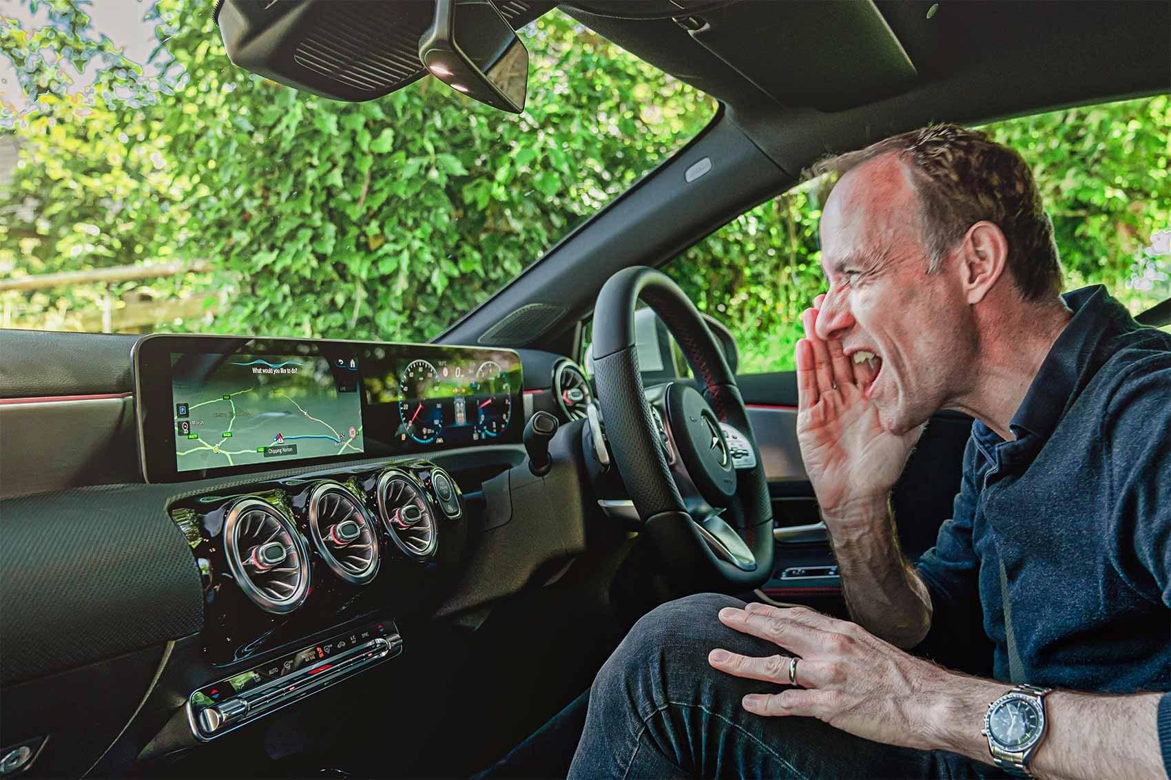 mercedes benz mbux car magazine