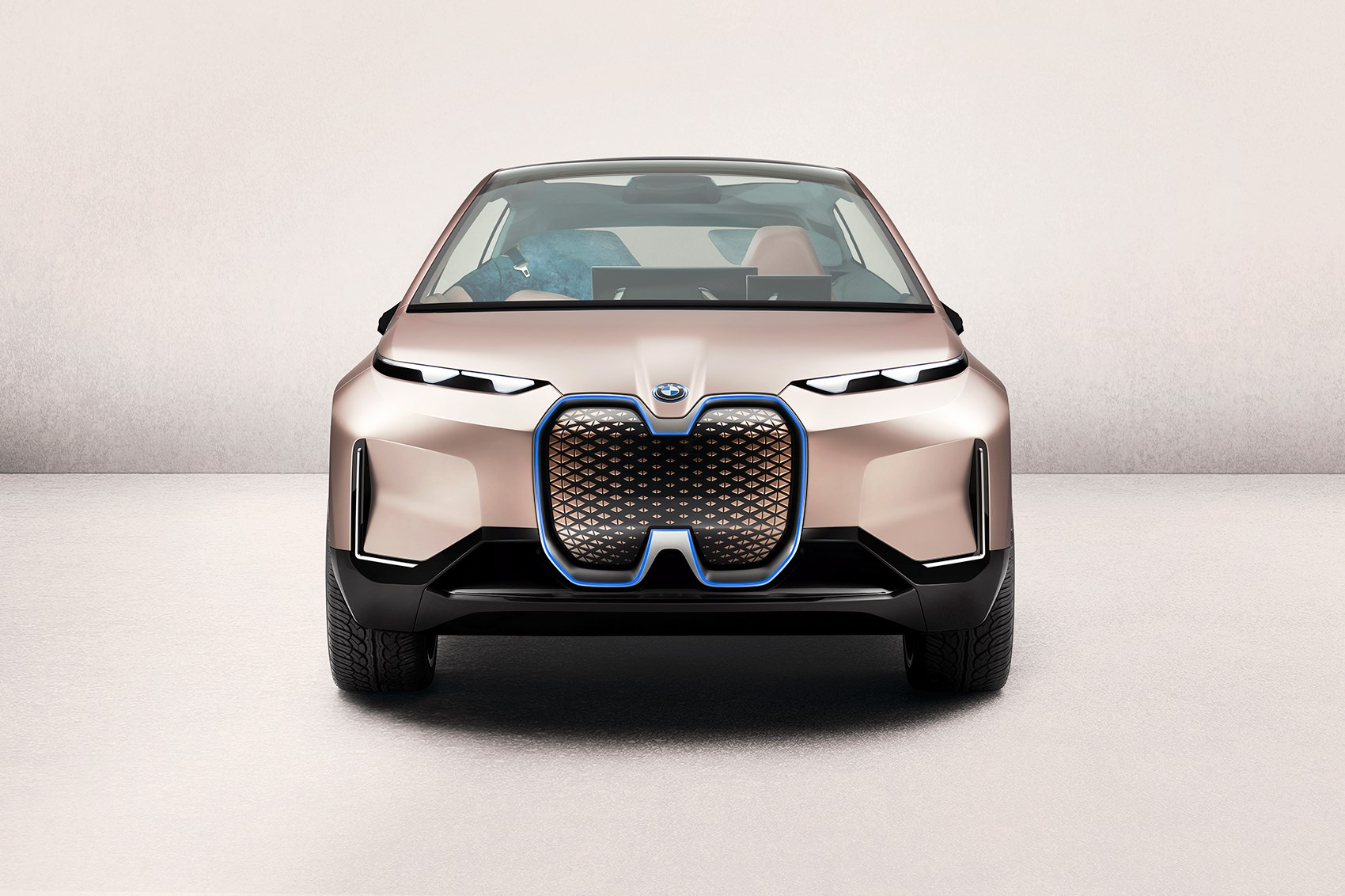 New BMW iX: near-production-ready version of electric SUV ...