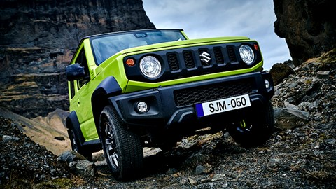 2019 Suzuki Jimny: News, Design, Release >> New Suzuki Jimny 2019 Review The Pocket 4x4 Returns Car