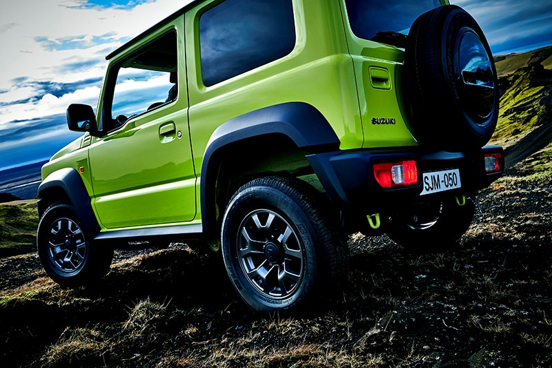 New Suzuki Jimny 2019 Review The Pocket 4x4 Returns Car Magazine