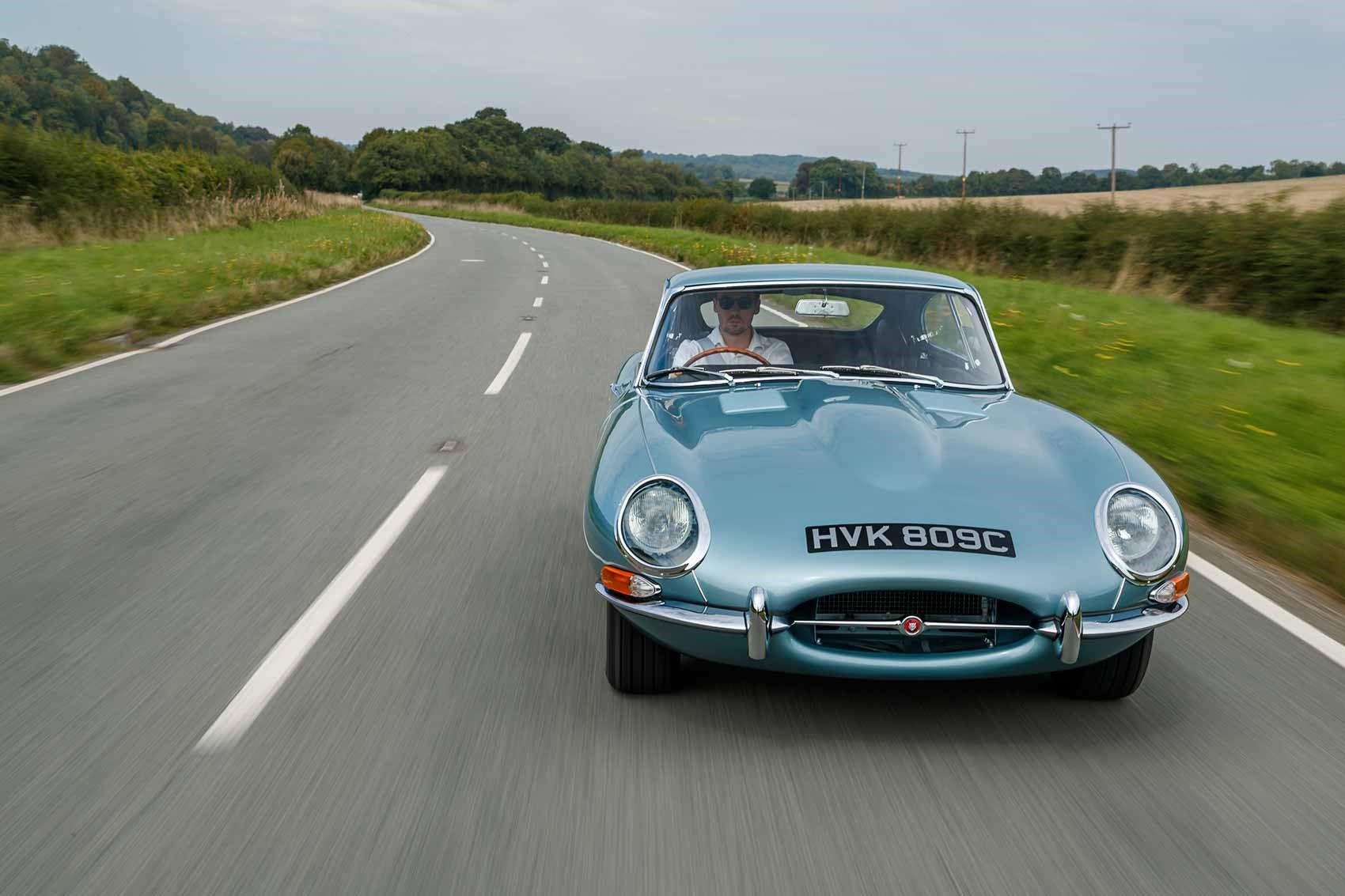 Jaguar Reborn E Type Review By Car Magazine Uk