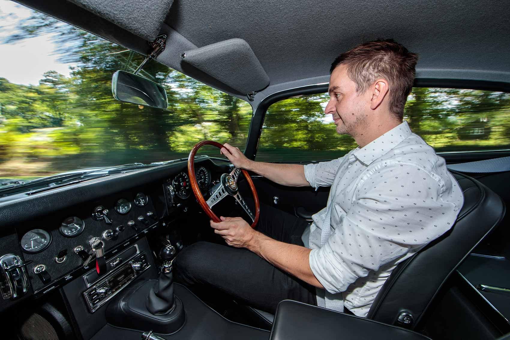 Editor Ben Miller reviews the Jaguar Reborn E-Type