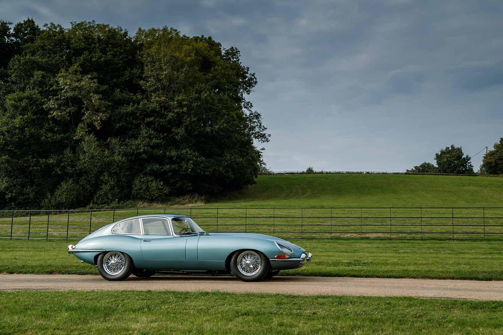 Jaguar Reborn E-Type review