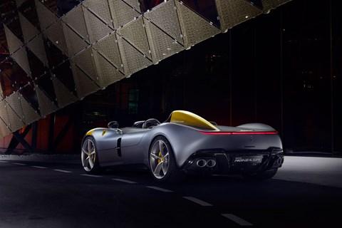 Monza SP1 rear