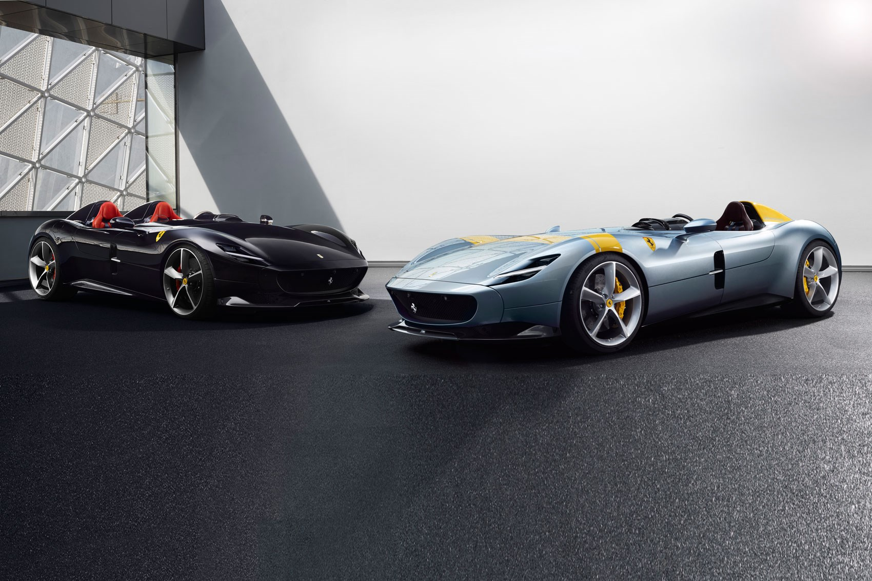 Ferrari Monza Sp1 And Sp2 Pricing Confirmed At Paris Car Magazine