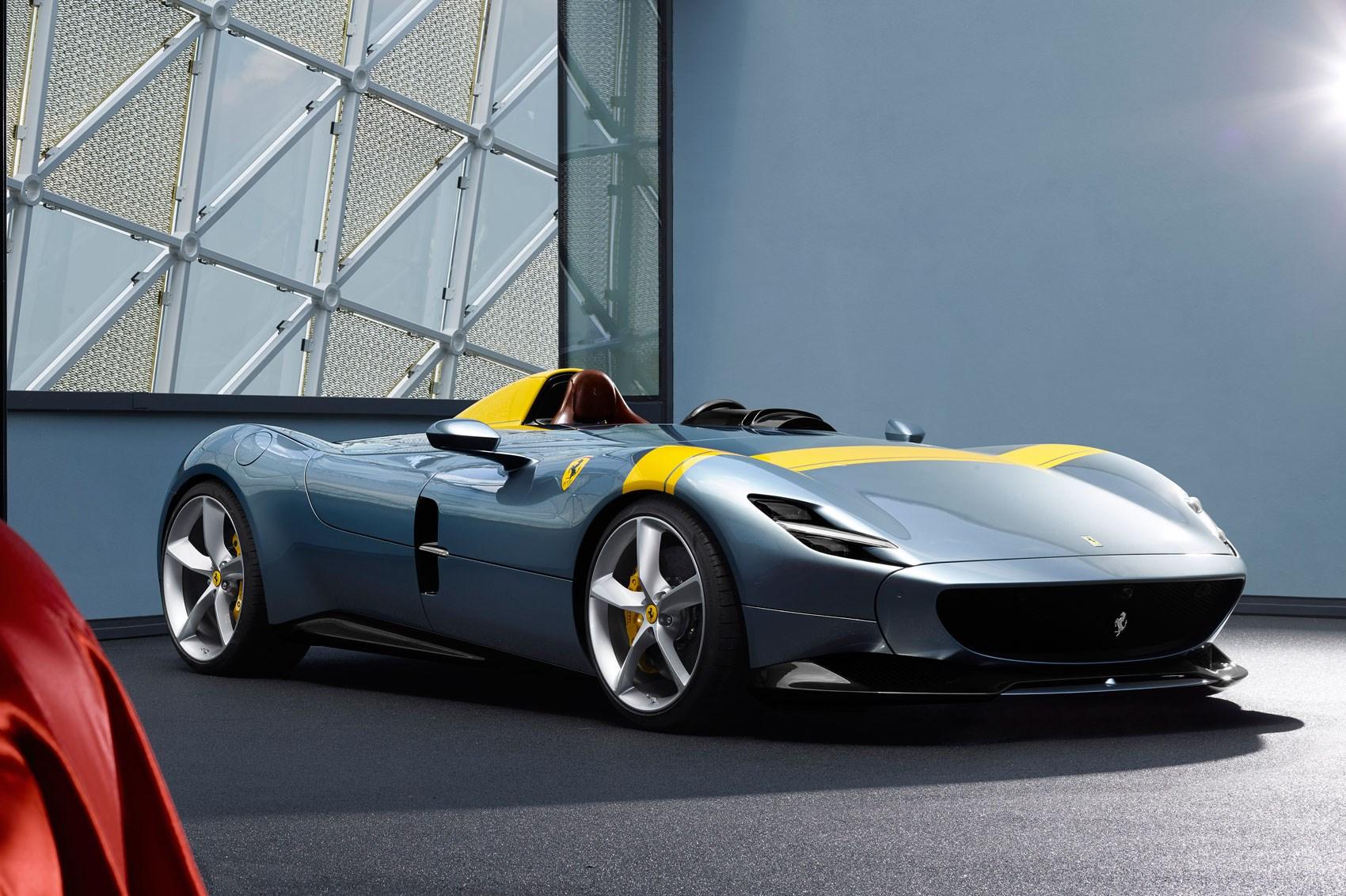 Ferrari Monza SP1 and SP2: pricing confirmed at Paris | CAR Magazine