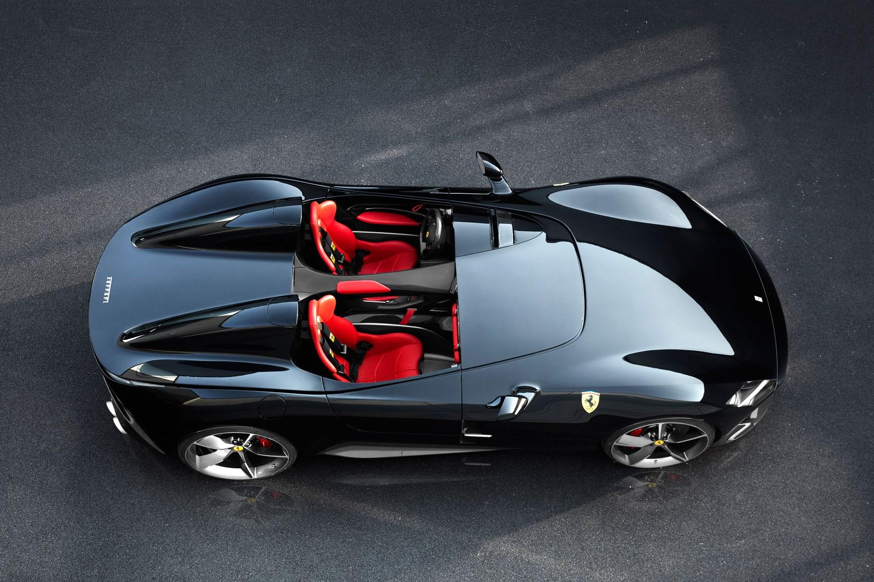 Ferrari Monza SP1 and SP2 a ride in Maranello\u0027s Special