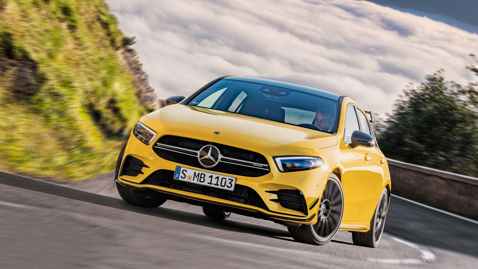 Mercedes Amg A35 Hot Hatch Prices Specs Car Magazine