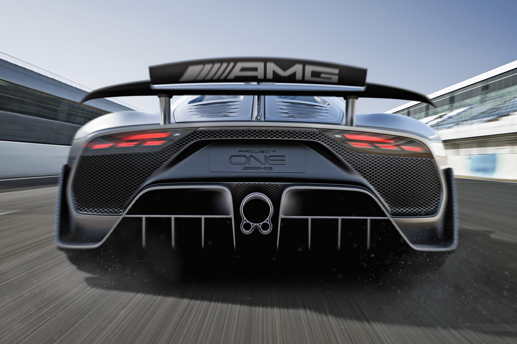 Mercedes-AMG One: new name for F1 hypercar confirmed | CAR Magazine