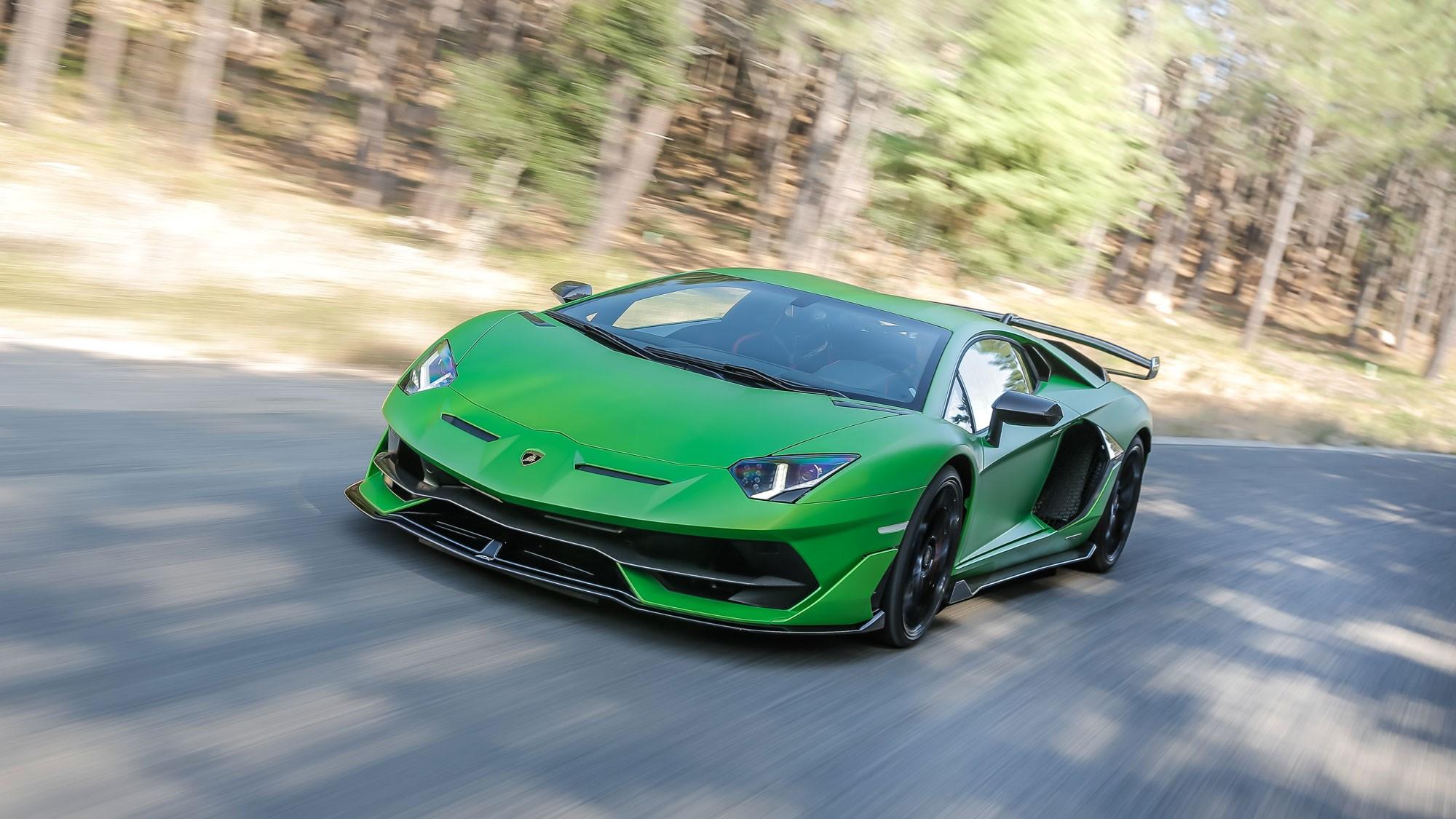 Audi Lease Deals >> Lamborghini Aventador SVJ review: truly special   CAR Magazine