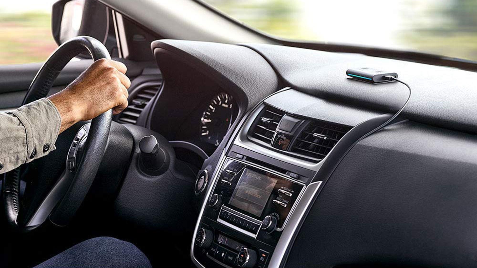 Amazon Echo Auto brings Alexa to your old car | CAR Magazine