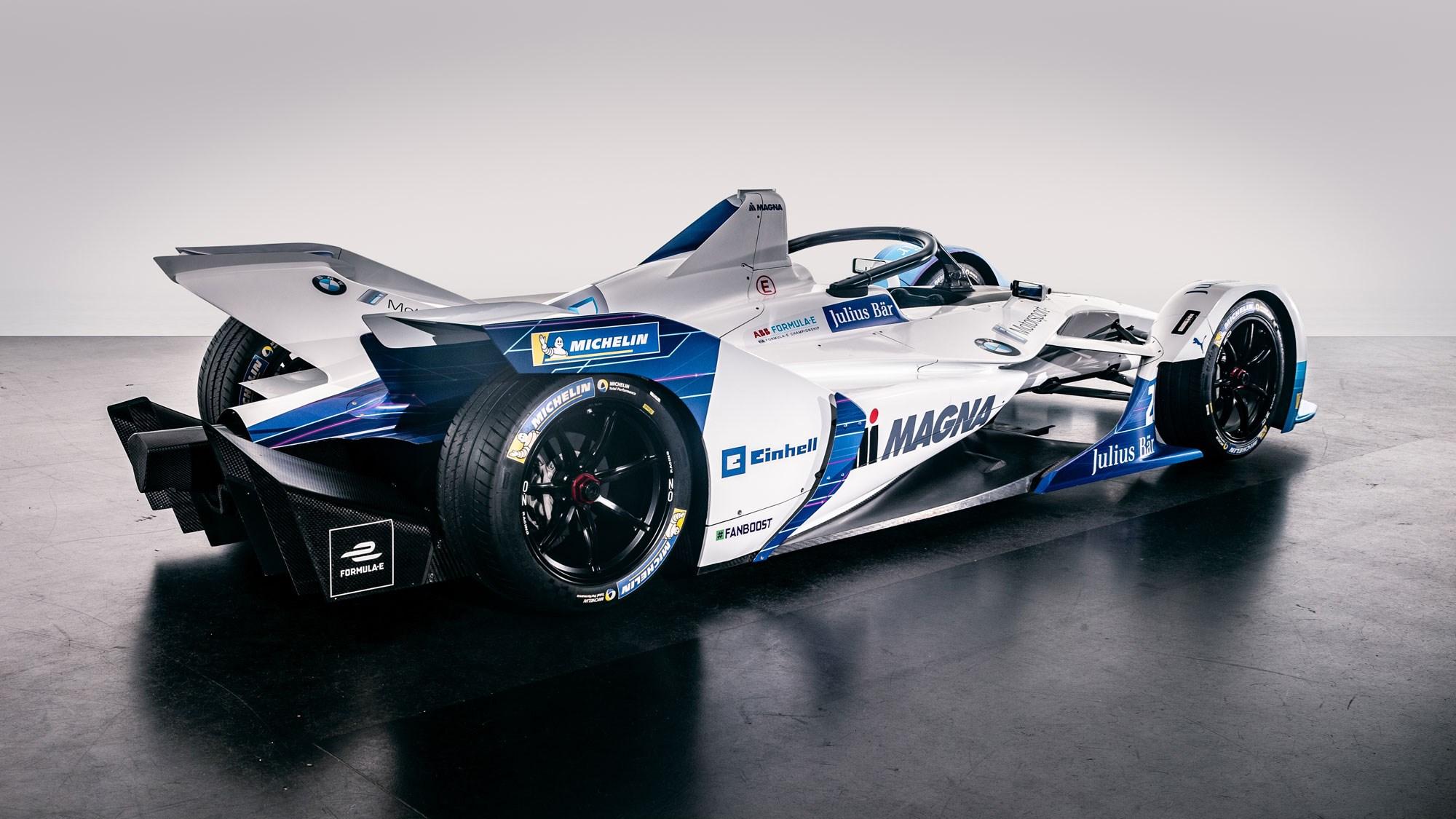 Inside Bmw S Formula E Racer The Tech Behind Ife 18