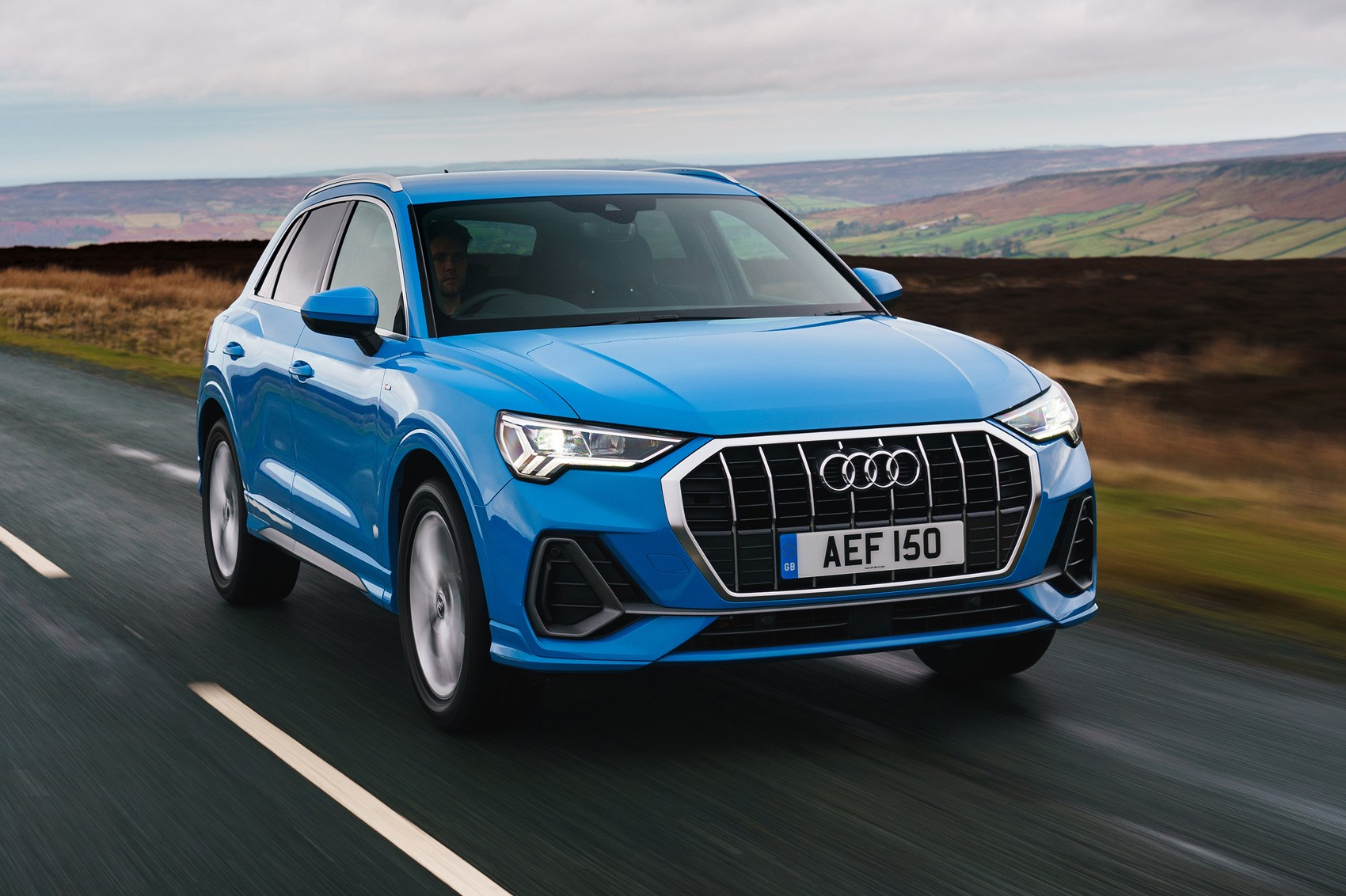 New Audi Q3 (2019) Review: Master Of None