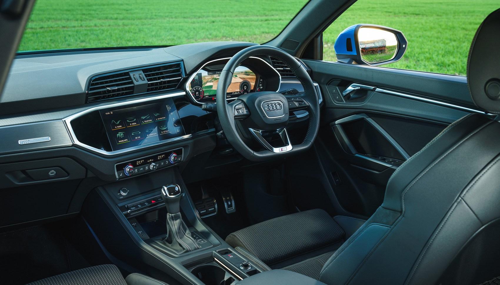 New Audi Q3 (2019) review: master of none | CAR Magazine