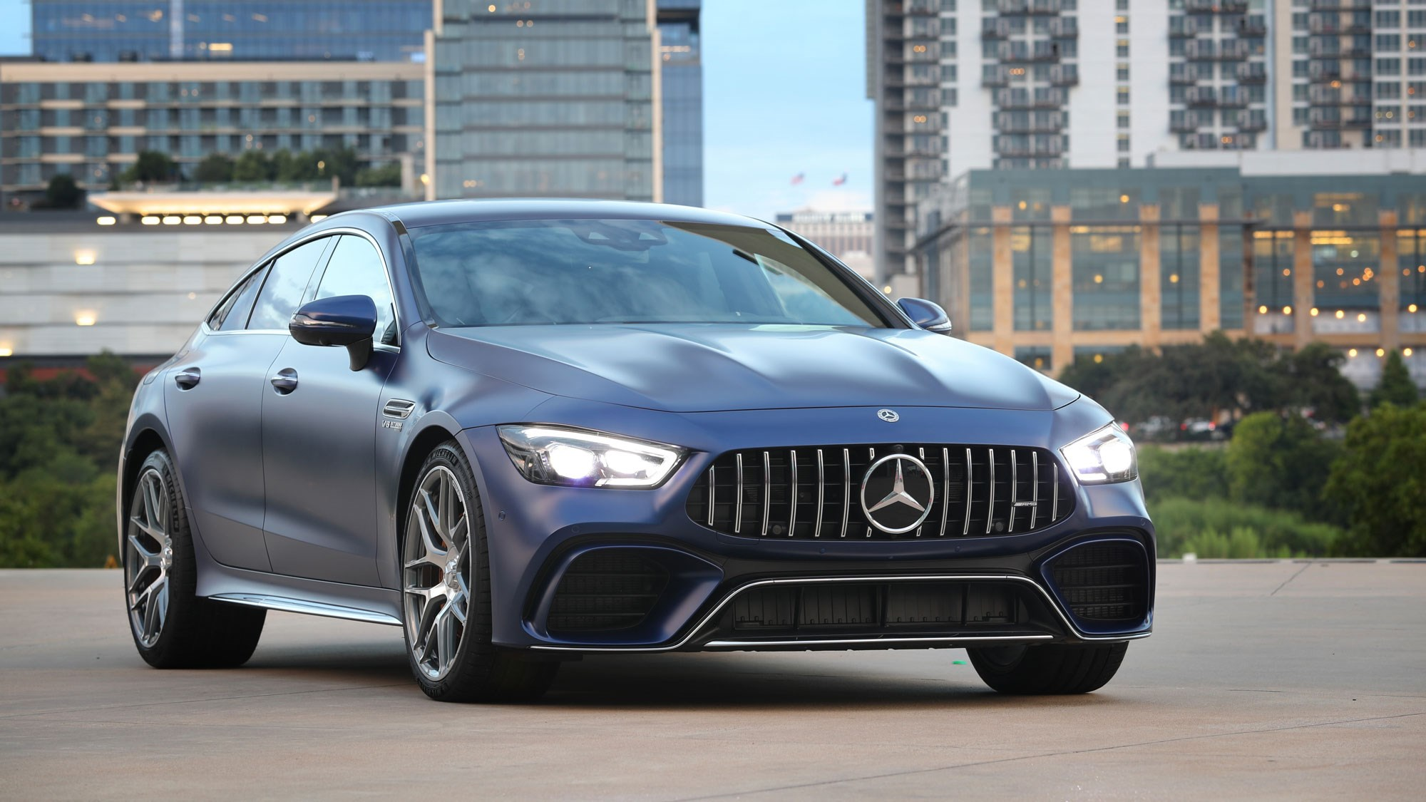 mercedes amg gt 63 s four door 2018 review ticking every box car magazine. Black Bedroom Furniture Sets. Home Design Ideas