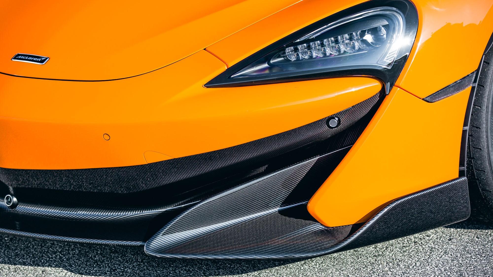 McLaren 600LT detail