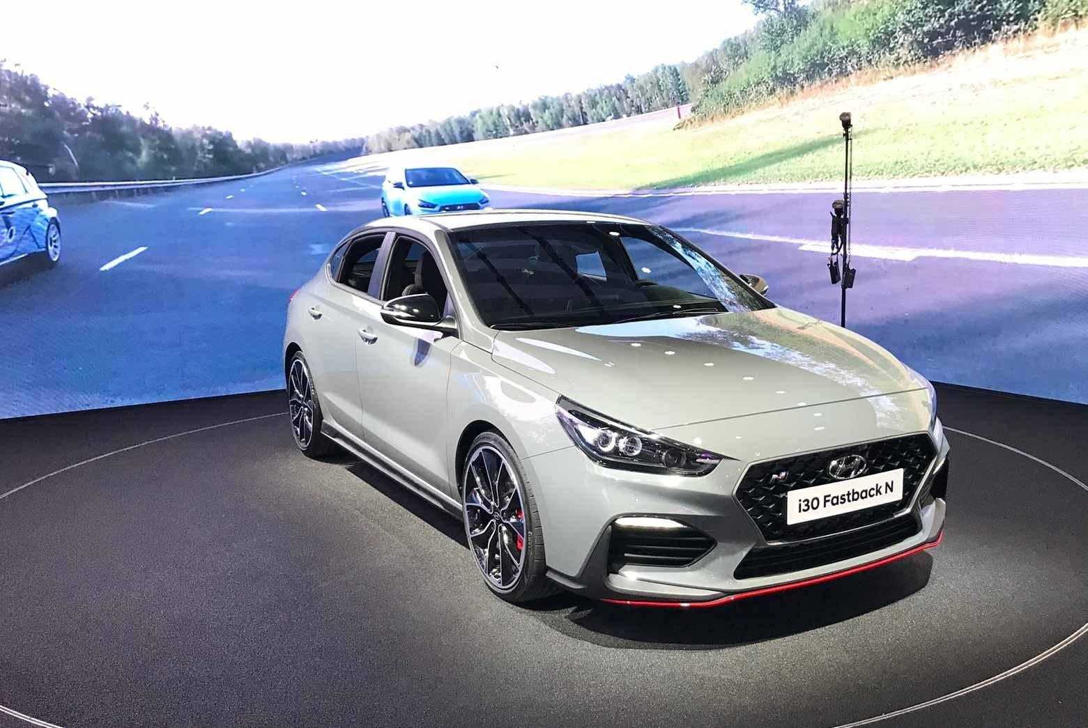 new hyundai i30 fastback n uk price revealed car magazine. Black Bedroom Furniture Sets. Home Design Ideas
