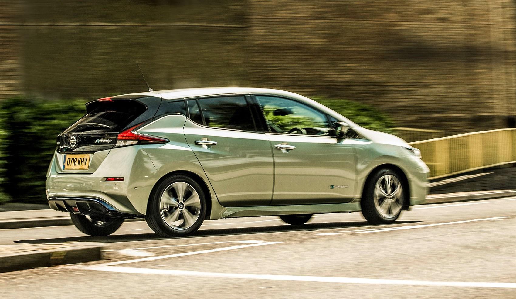 nissan leaf ev  long term test review car magazine