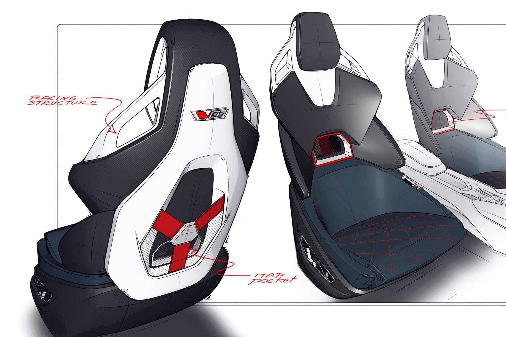 Skoda Vision Rs Concept 242bhp Phev Previews Future Hot Skodas
