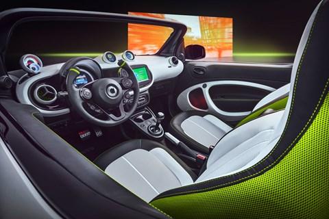 Smart Forease concept interior