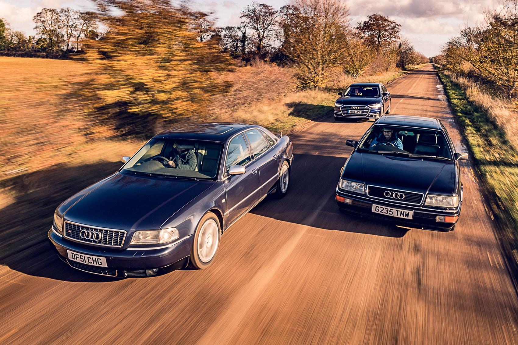 Audi A8 L 2018 Long Term Test Review Car Magazine