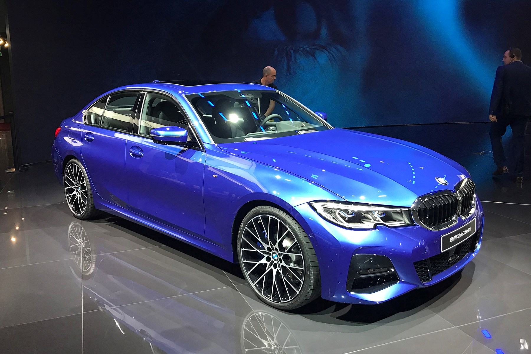 Bmw 3 Series G20 >> New 2019 Bmw 3 Series Touring And Saloon Car Magazine